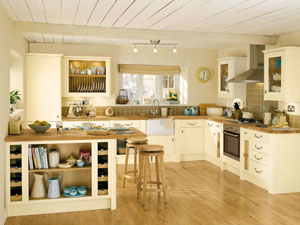 Burford Cream Kitchen